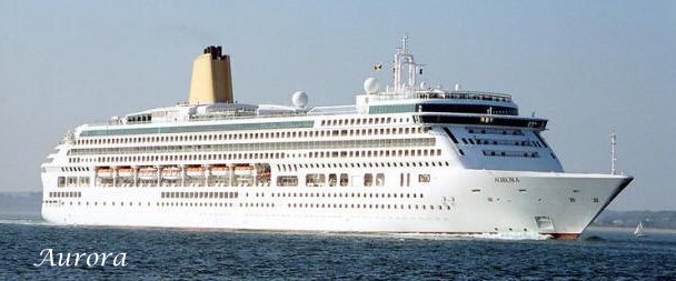 picture of P&O Aurora